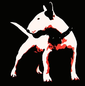 Boss Bull Terrier Logo
